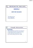 Bài giảng Kiến trúc máy tính: Chương 2 - TS. Vũ Đức Lương
