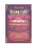 Ebook Phong thủy địa lý Tả Ao: Bảo ngọc thư (Tập 4) - Vương Thị Nhị Mười