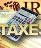 Đề án: Thuế thu nhập doanh nghiệp và lợi nhuận kế toán