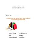 Đề tài: Phương pháp xác định và hoạch toán thuế thu nhập trong doanh nghiệp