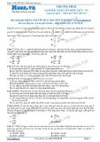 Chuyên đề LTĐH môn Sinh học: Phương pháp giải bài tập liên kết gen (phần 2)