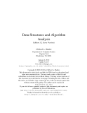 Data Structures and Algorithm Analysis Edition 3.2 (Java Version) - Clifford A. Shaffer