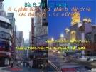 Thực hành Địa lý 8 - Bài 6: Đọc, phân tích lược đồ phân bố dân cư và các thành phố lớn của Châu Á