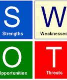 Các bài viết về mô hình phân tích SWOT