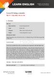 English Learning Series: English for study in Australia - Bài 15