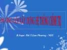Bài giảng Đường lối xây dựng hệ thống chính trị - Phí Thị Lan Phương