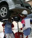 Modun 30: Kiểm tra và sửa chữa pan ô tô