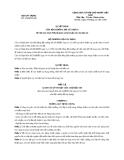 Quyết định Số 244-BXD-GĐ