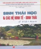 Các hệ kinh tế sinh thái ở Việt Nam - Sinh thái học : Phần 1