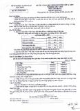 Đề thi học sinh giỏi cấp tỉnh môn Địa lý lớp 12 (2013 - 2014) – Sở GD&ĐT Bắc Ninh