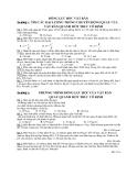 Ôn thi Đại học: Bài toán động lực học vật rắn