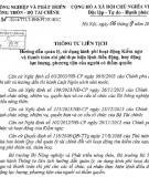 Thông tư liên tịch số 31/2014/TTLT-BNNPTNT-BTC