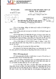 Thông tư 08/2014/TT-BTC
