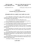 Quyết định số 794/QĐ-BNN-TCTL