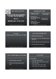 Bài giảng Định giá tài sản - HV Ngân hàng