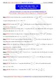 Toán cơ bản và nâng cao 11: Nhị thức Niu Tơn phần 2