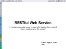 Bài giảng Lập trình mạng: RESTful Web Service - GV. Nguyễn Xuân Vinh