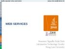 Bài giảng Lập trình mạng: Web services - GV. Nguyễn Xuân Vinh