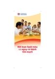 Rối loạn lipid máu và nguy cơ bệnh tim mạch - Hội tim mạch Quốc gia Việt Nam