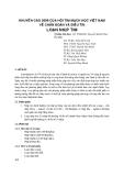 Khuyến cáo 2008 của Hội tim mạch học Việt Nam về chẩn đoán và điều trị loạn nhịp tim