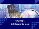 Bài giảng Kỹ thuật lập trình - Chương 5