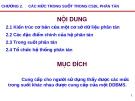 Bài giảng Cơ sở dữ liệu phân tán: Chương 2 - Nguyễn Mậu Hân