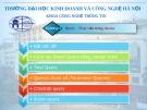 Bài giảng Microsoft access 2010: Chương 4 - ĐH Kinh doanh Công nghệ Hà Nội