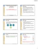 Bài giảng Tin học ứng dụng trong kinh doanh - ThS. Nguyễn Kim Nam