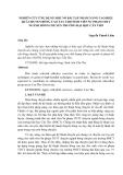 Báo cáo: Nghiên cứu ứng dụng một số bài tập nhằm nâng cao hiệu quả chuyền bóng cao tay cho sinh viên sư phạm TDTT ngành bóng chuyền trường Đại học Cần Thơ