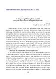 Tạp chí khoa học: Sử dụng những hệ thống đại số máy tính trong việc dạy và học đại số tuyến tính ở đại học