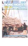 Tạp chí Nông nghiệp và phát triển nông thôn tháng 4 năm 2003