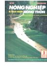 Tạp chí Nông nghiệp và phát triển nông thôn tháng 2 năm 2003