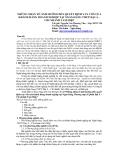 Báo cáo khoa học: Những nhân tố ảnh hưởng đến quyết định vay vốn của khách hàng doanh nghiệp tại ngân hàng TMCP Đại Á – chi nhánh Tam Hiệp