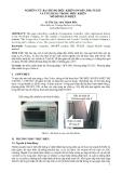Báo cáo khoa học: Nghiên cứu ba chế độ điều khiển on/off, pid, fuzzy và ứng dụng trong điều khiển mô hình lò nhiệt