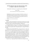 Báo cáo khoa học: Phương pháp lọc thư rác tiếng Việt dựa trên từ ghép và theo vết người sử dụng