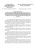 Thông tư liên tịch Số: 51/2013/TTLT-BNNPTNT-BKHĐT-BTC
