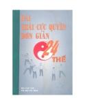 Ebook Bài thái cực quyền đơn giản 24 thế - NXB Thể dục thể thao