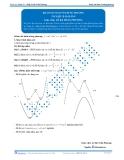 Toán 12: Khảo sát hàm số trùng phương (Tài liệu bài giảng) - GV. Lê Bá Trần Phương