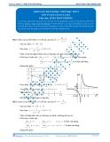 Toán 12: Khảo sát hàm số bậc nhất/bậc nhất (Đáp án Bài tập tự luyện) - GV. Lê Bá Trần Phương