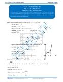 Toán 12: Khảo sát hàm số bậc ba (Đáp án Bài tập tự luyện) - GV. Lê Bá Trần Phương