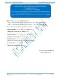 Toán 12: Khoảng đồng biến nghịch biến của hàm số-P3 (Tài liệu bài giảng) - GV. Lê Bá Trần Phương