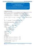 Toán 12: Khảo sát hàm số bậc nhất/bậc nhất (Tài liệu bài giảng) - GV. Lê Bá Trần Phương