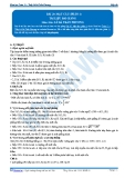 Toán 12: Mặt cầu-P1 (Tài liệu bài giảng) - GV. Lê Bá Trần Phương