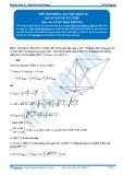 Toán 12: Thể tích khối lăng trụ-P2 (Đáp án Bài tập tự luyện) - GV. Lê Bá Trần Phương