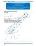Toán 12: Các vấn đề về khoảng cách-P1 (Tài liệu bài giảng) - GV. Lê Bá Trần Phương