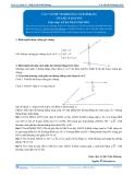 Toán 12: Các vấn đề về khoảng cách-P3 (Tài liệu bài giảng) - GV. Lê Bá Trần Phương