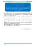 Toán 12: Các vấn đề về khoảng cách-P4 (Bài tập tự luyện) - GV. Lê Bá Trần Phương