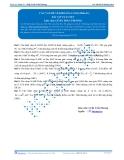 Toán 12: Các vấn đề về khoảng cách-P1 (Bài tập tự luyện) - GV. Lê Bá Trần Phương