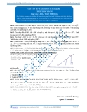 Toán 12: Các vấn đề về khoảng cách-P2 (Tài liệu bài giảng) - GV. Lê Bá Trần Phương