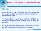 Bài giảng Quản lý và kỹ thuật bảo trì: Phần 2 - GV. Phạm Thị Vân